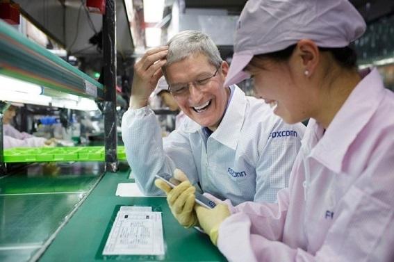 Apple đầu tư 1 tỷ USD vào Ấn Độ để sản xuất iPhone