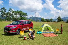 Toyota ưu đãi khủng khách mua Innova