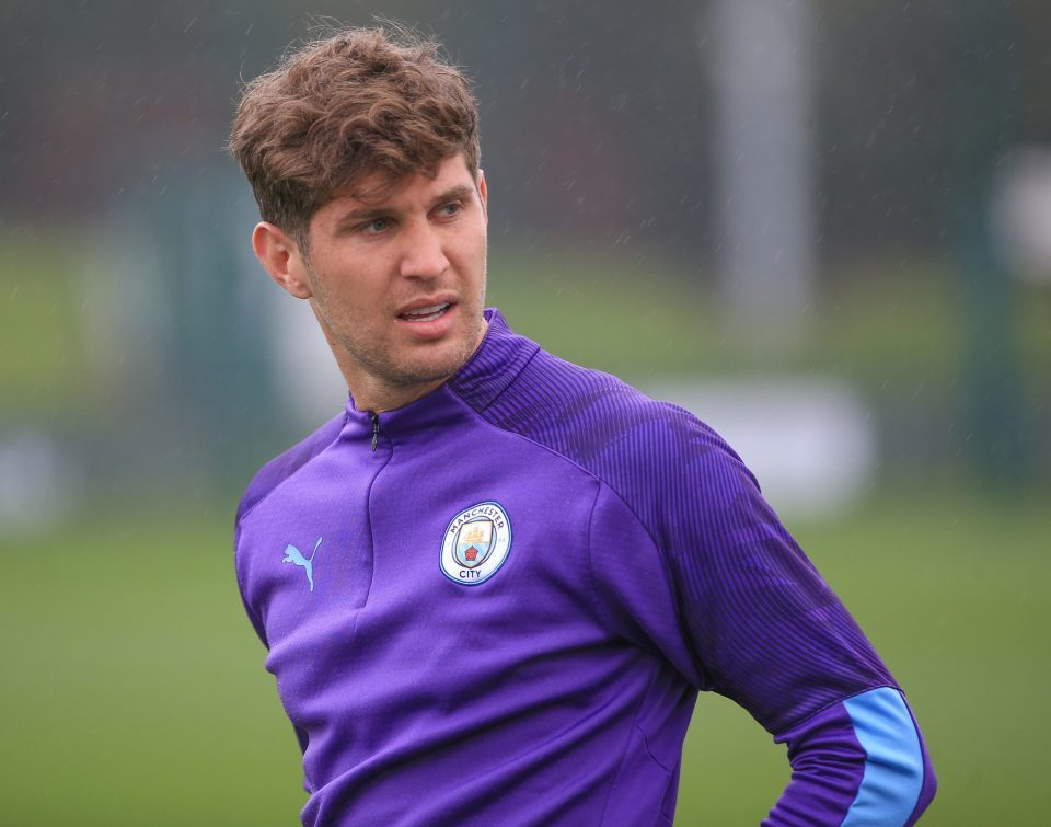 Man City,Pep Guardiola,John Stones