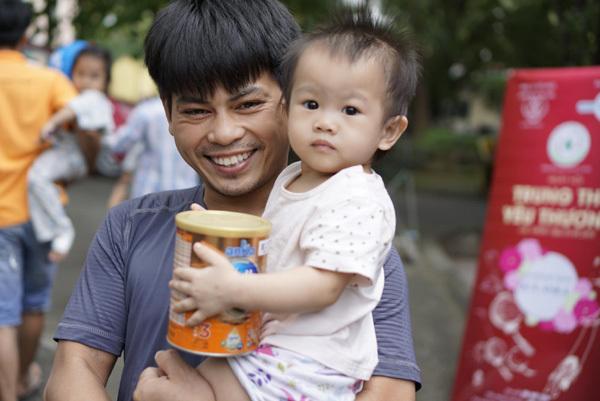 Anka Milk và hành trình mang thu 'ấm' đến 5000 bệnh nhi