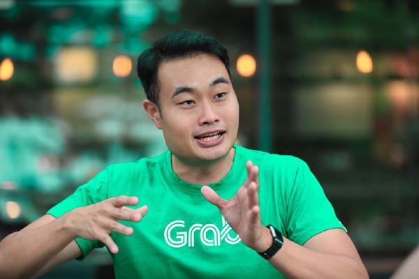 Grab VN - chạm đến cuộc sống của hàng triệu người Việt bằng công nghệ