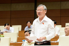 Ông Hồ Văn Năm bị cho thôi làm đại biểu Quốc hội