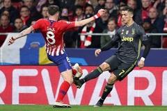 Atletico 0-0 Juventus: Chủ nhà lấn lướt (H1)