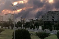 'Gần như chắc chắn' Iran tấn công nhà máy dầu Ảrập Xêút