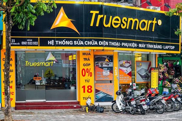 Truesmart - dịch vụ sửa chữa di động 'được lòng' người Việt