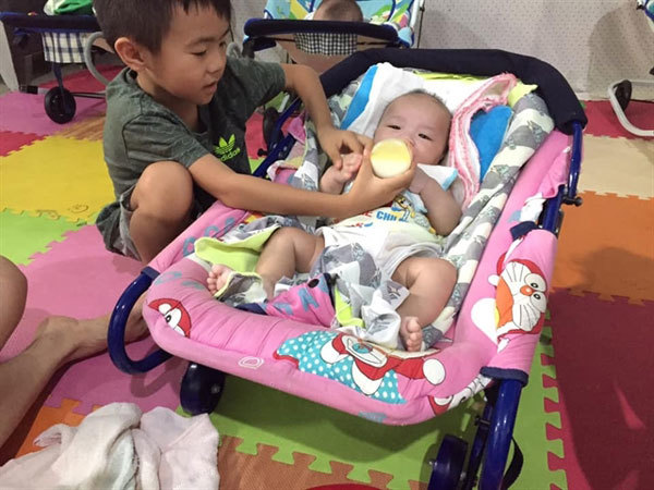 Lam Dong,Tín Thác Foster House,taking care of abandoned children,social news,vietnamnet bridge,english news,Vietnam news,vietnamnet news,Vietnam latest news,Vietnam breaking news,Vietnamese newspaper,news vietnam