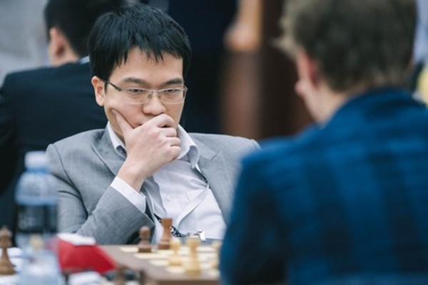 Vietnam's No.1 chess player set to play second tie-break in FIDE World Cup