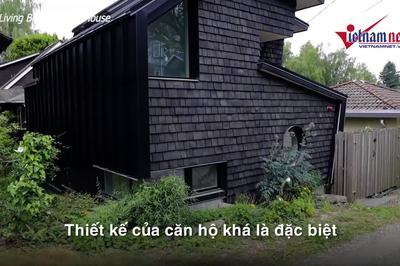 Ngắm ngôi nhà nhỏ, xinh, tiện dụng theo phong cách Wabi-Sabi