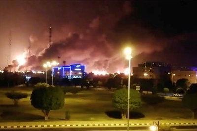 TQ 'hứng đòn' nặng nhất trong vụ nhà máy dầu Ảrập Xêút bị tấn công