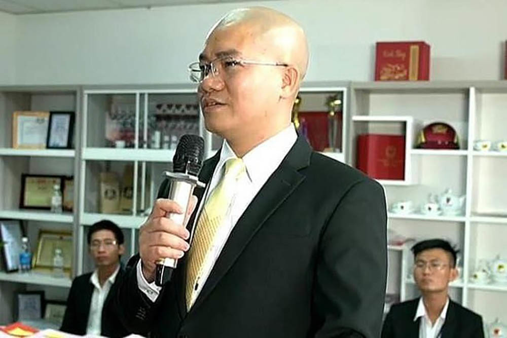 Nguyễn Thái Luyện,Địa ốc Alibaba,Công ty địa ốc Alibaba,lừa đảo,chiếm đoạt tài sản