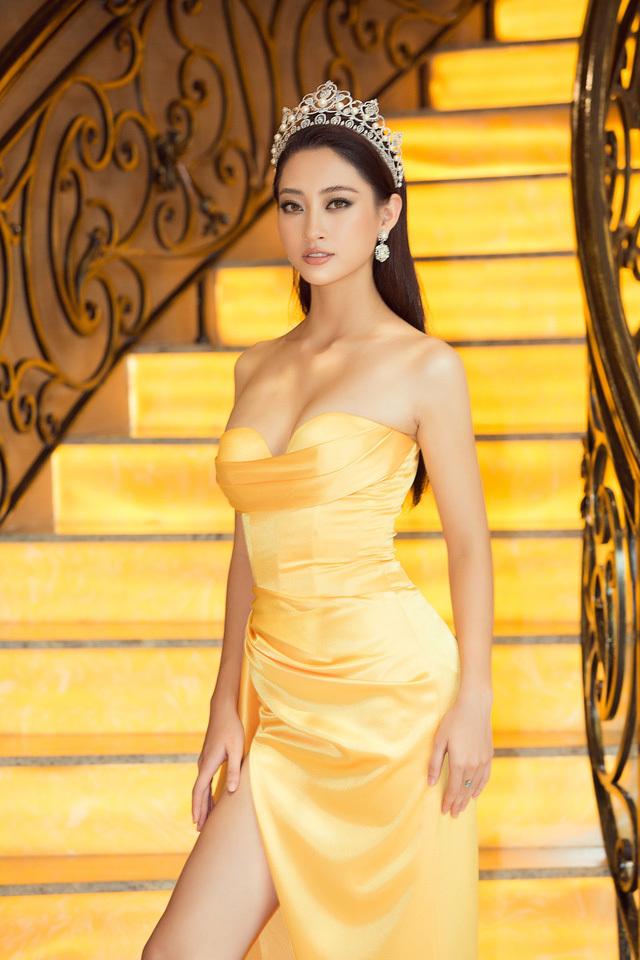 Body bốc lửa của dàn mỹ nhân Việt thi sắc đẹp quốc tế 2019