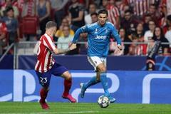 Atletico 0-0 Juventus: Ronaldo bị la ó (H1)