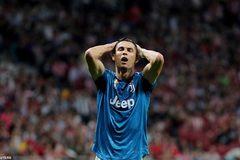 Ronaldo vô duyên, Juventus cưa điểm kịch tính với Atletico