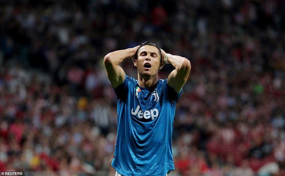 Atletico vs Juventus,Atletico,Juventus,Ronaldo