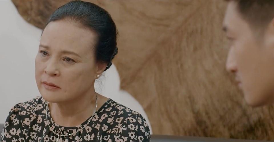 'Hoa hồng trên ngực trái' tập 14, mẹ Thái ra tối hậu thư cho con trai nếu chọn bồ bỏ vợ