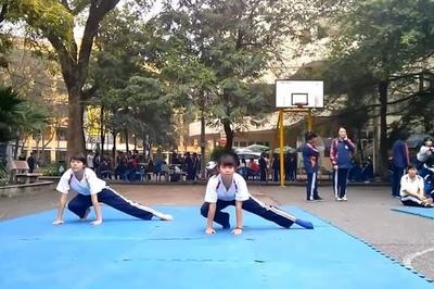 """Ngó lơ thể dục, sinh viên trượt như """"sung rụng"""""""
