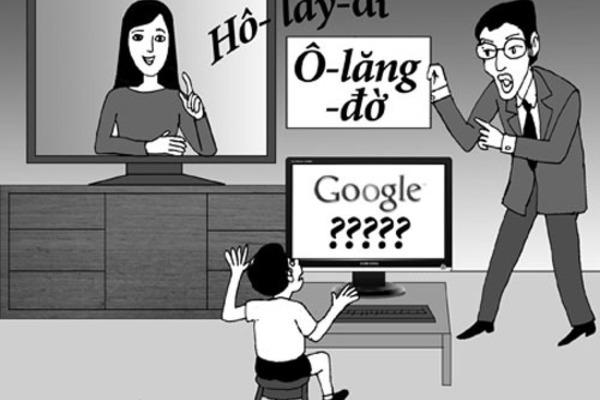 Giám đốc sở không cần ngoại ngữ vì trước hết là công chức