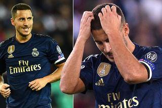 """Hazard """"mất tích"""" ở Real, mối lo khủng khiếp nhất"""