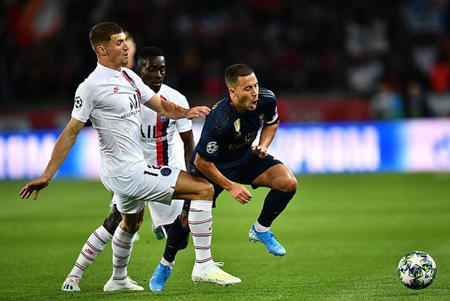 Hazard 'mất tích' ở Real, mối lo khủng khiếp nhất