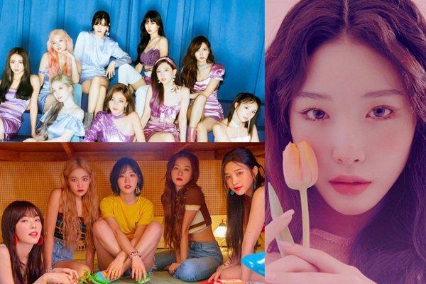 TWICE, Red Velvet và dàn idol đình đám xác nhận dự Lễ trao giải AAA tại Việt Nam