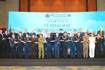 ASEAN warned of criminal threats: officials
