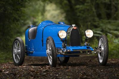 Bugatti ra mắt xe chạy điện giá chỉ 33.000 USD