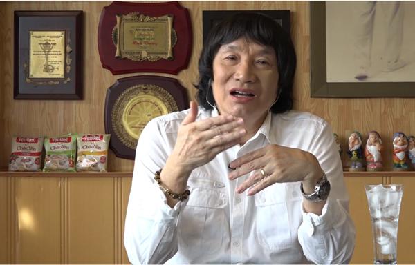 NSND Minh Vương chia sẻ bí quyết 'vàng' cho bệnh nhân thận yếu