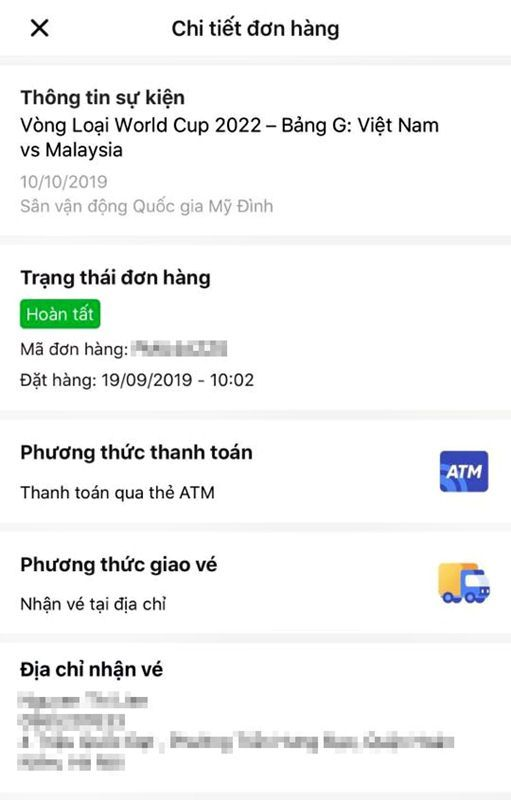Vé xem trận Việt Nam vs Malaysia đợt 1 bán hết trong... chớp mắt