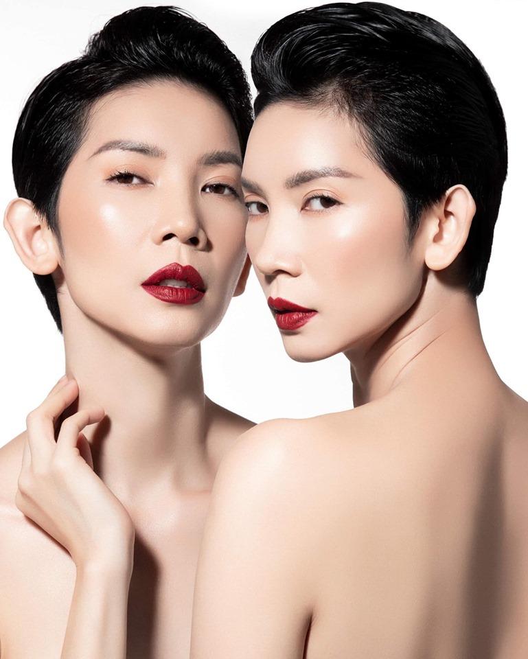 Siêu mẫu Việt yêu nhầm người đồng tính chụp ảnh sexy, trải lòng ở tuổi 40