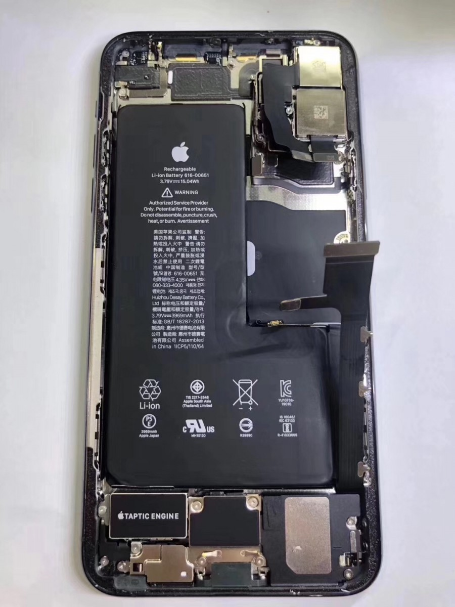 iPhone 11 Pro Max,Pin iPhone