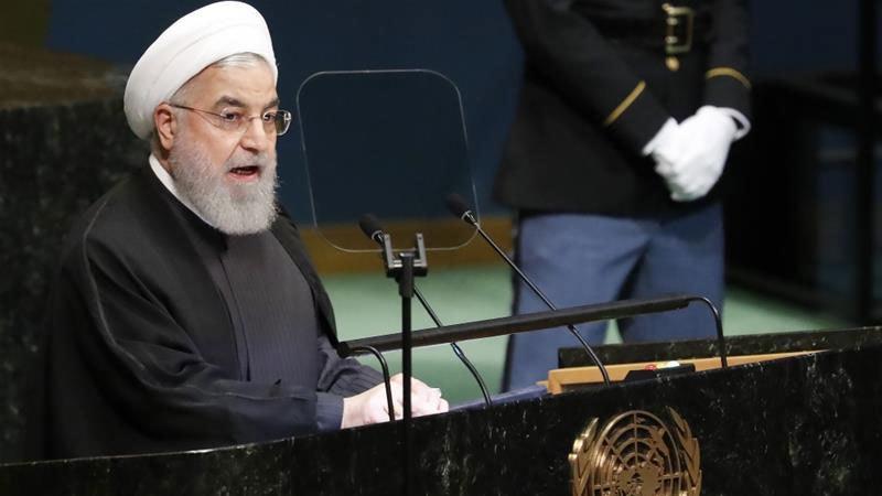 Mỹ,Iran,căng thẳng Mỹ - Iran,Liên Hợp Quốc,thị thực