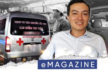 Chuyến xe ấm áp của chàng trai Sài Gòn đưa những thiên thần nhỏ 'về nhà'