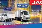 Dòng xe JAC X Series cán mốc 1000 chiếc sau 1 năm ra mắt