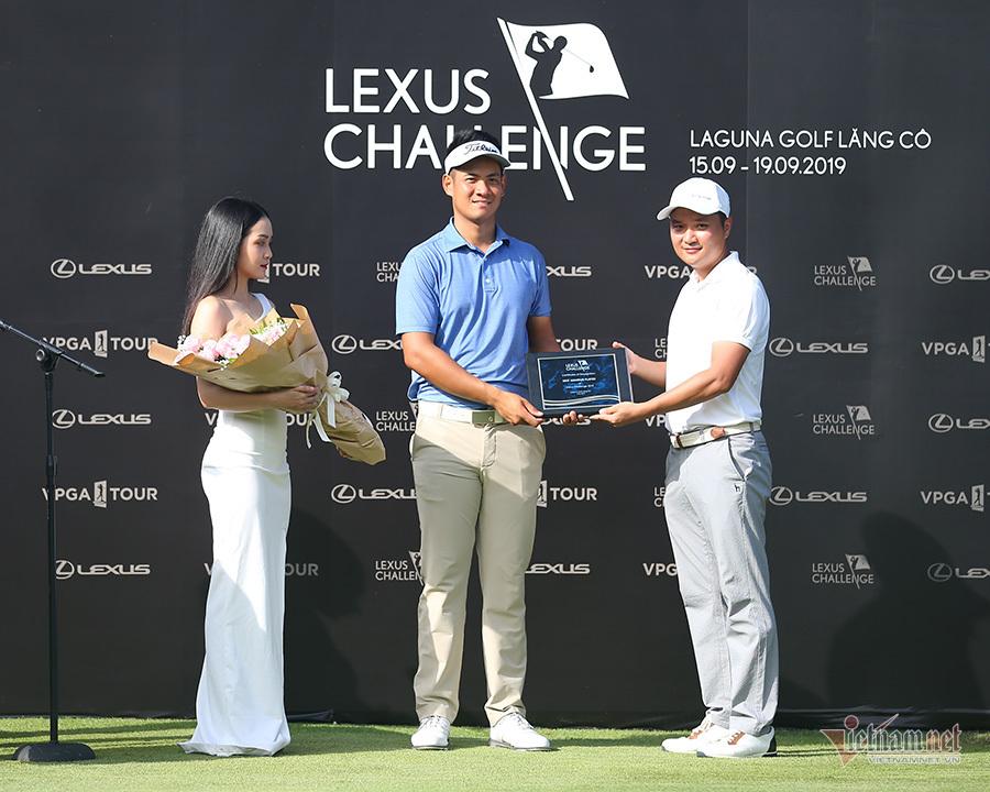 Á quân Lexus Challenge 'từ chối' khoản tiền thưởng 157,5 triệu đồng