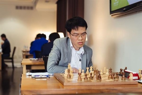 GM Le Quang Liem draws with Artemiev in FIDE World Cup