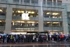 Chi 3 triệu thuê người xếp hàng mua iPhone 11 tại Apple Store