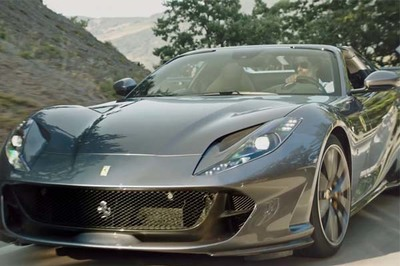 Mẫu xe mui trần đẹp hoàn hảo của Ferrari suốt 50 năm qua