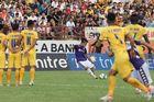 SLNA 0-1 Hà Nội: Thành Chung mở tỷ số (hiệp 2)