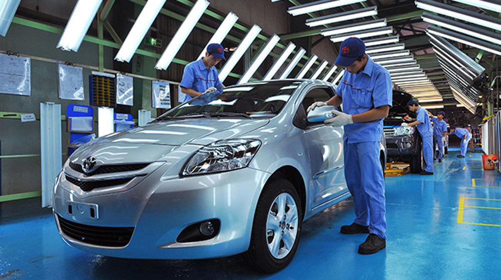 thuế tiêu thụ đặc biệt ô tô,ô tô ASEAN,Thuế nhập khẩu ô tô