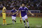 SLNA 0-1 Hà Nội: Quang Hải rời sân (hiệp 2)
