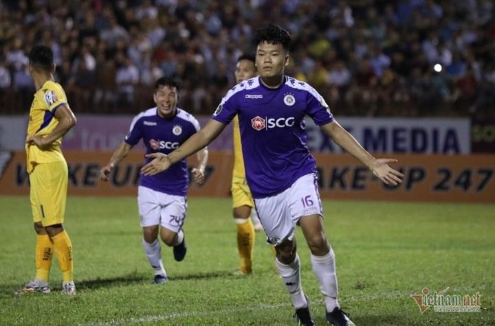 Hà Nội FC,SLNA,V-League