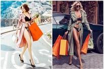Dân mạng bóc phốt Ngọc Trinh mặc nội y trên phố hóa ra ăn cắp ý tưởng'mẫu nhà người ta'