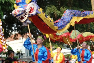 Hanoi's liberation to be commemorated by Dragon Dance Festival 2019