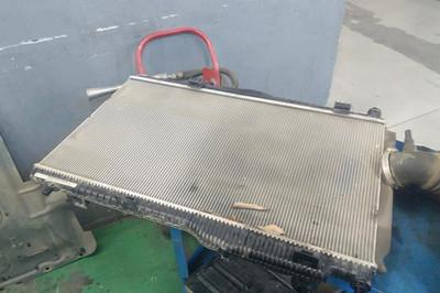 Nhiều xe Ford EcoSport tắc két nước tản nhiệt