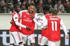 Phản đòn sắc lẹm, Arsenal đại thắng Frankfurt