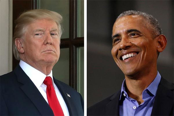 Barack Obama 'đá xoáy' ông Trump