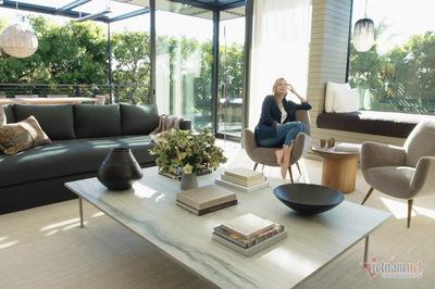 Thăm ngôi nhà tối giản của nữ hoàng quần vợt 'búp bê Nga' Maria Sharapova