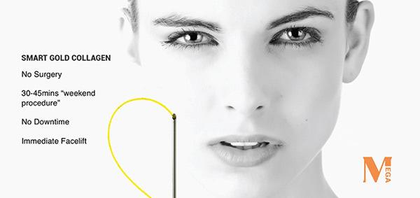 Tìm lại sắc trẻ với chỉ Collagen Gold