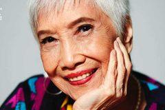 Tiết lộ bất ngờ của cụ bà người mẫu gần trăm tuổi