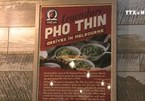 "Famous Hanoi noodle restaurant ""Pho Thin"" opens franchise in Melbourne"